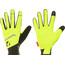 Bontrager Sonic Windshell Gloves Women Visibility Yellow